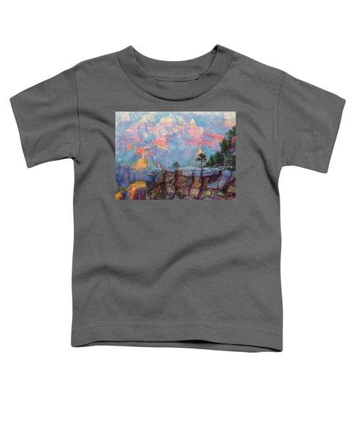 Blue Depths Toddler T-Shirt