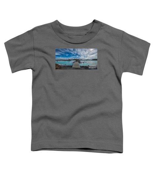 Blue Lagoon  Toddler T-Shirt