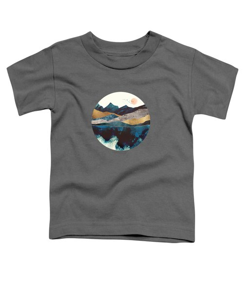 Blue Mountain Reflection Toddler T-Shirt