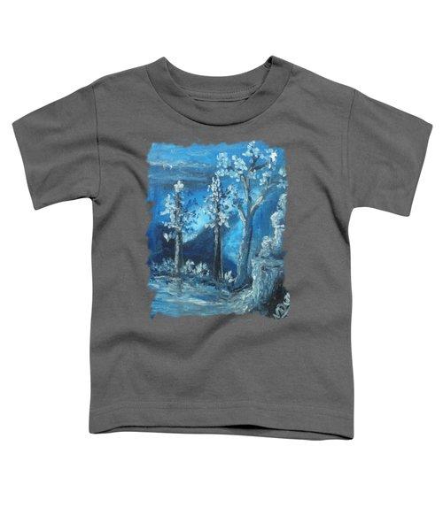Blue Nature Toddler T-Shirt