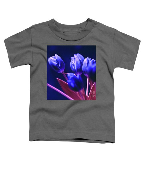 Blue Poetry Toddler T-Shirt