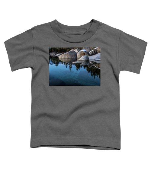 Blue Reflections Toddler T-Shirt