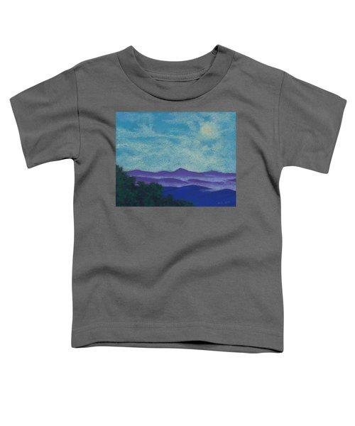 Blue Ridges Mist 1 Toddler T-Shirt