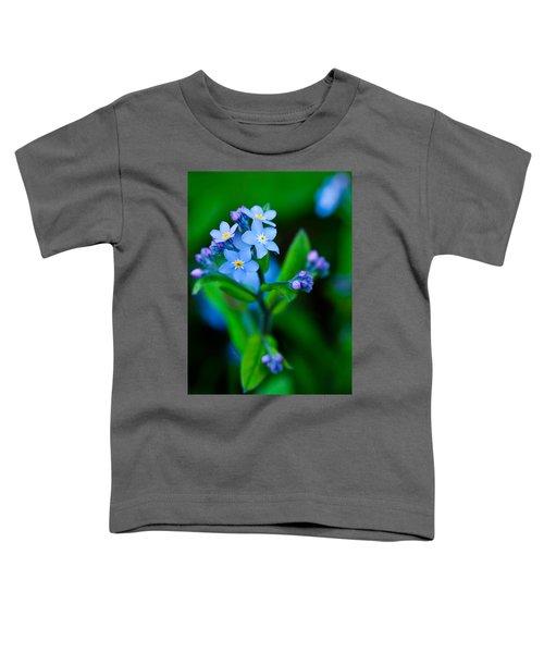 Blue Topper Toddler T-Shirt