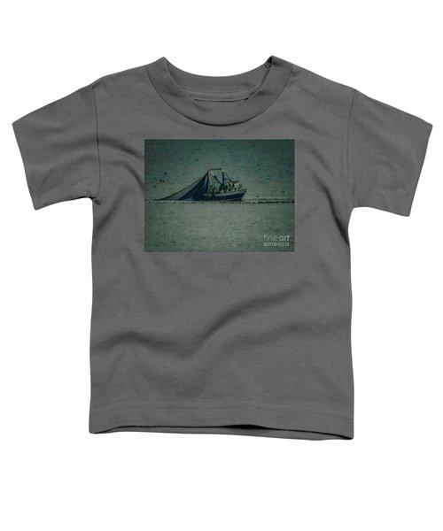 Blue Trawler 3 Toddler T-Shirt