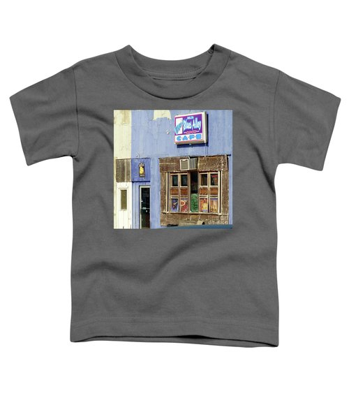 Blues Alley, Clarksdale Toddler T-Shirt