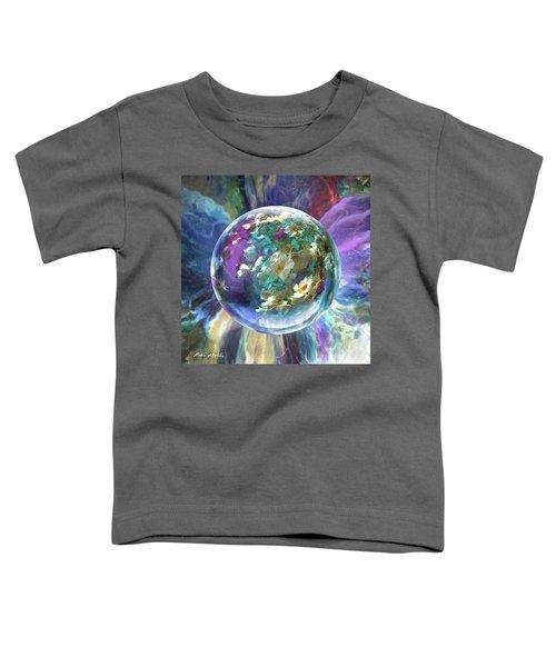 Blues Bouquet  Toddler T-Shirt
