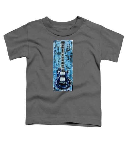 Blues Guitar Toddler T-Shirt