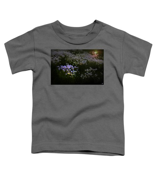Bluets In Momentary Light Toddler T-Shirt