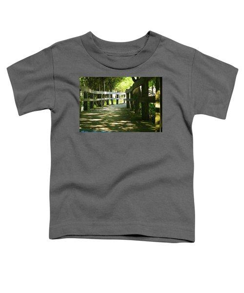 Boardwalk Toddler T-Shirt