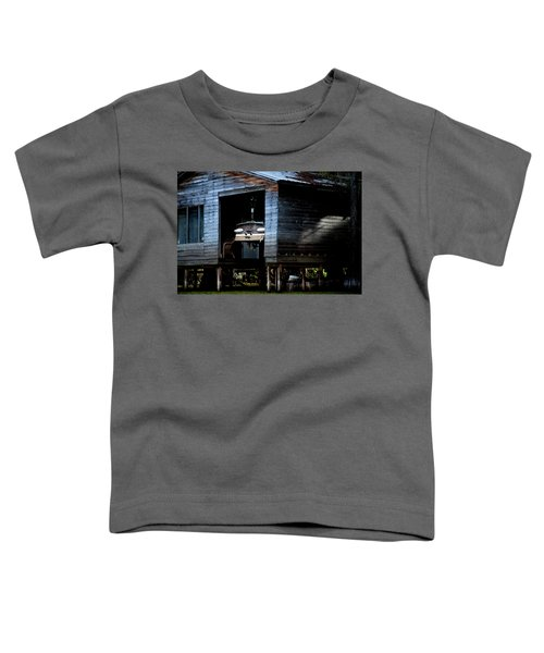 Boat House Toddler T-Shirt