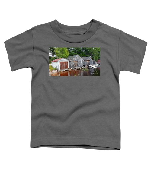 Boathouses - Mcadam Nb Toddler T-Shirt