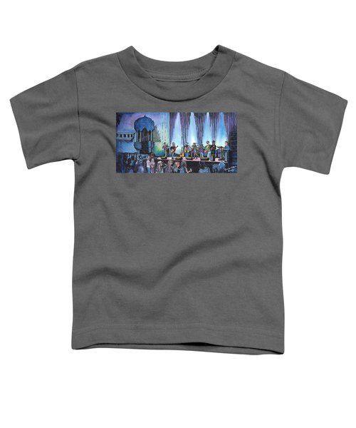 Bob Dylan Tribute Show Toddler T-Shirt