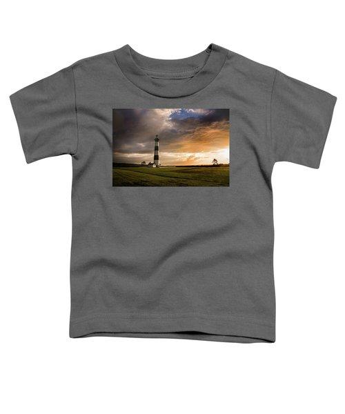 Bodie Lighthous Landscape Toddler T-Shirt