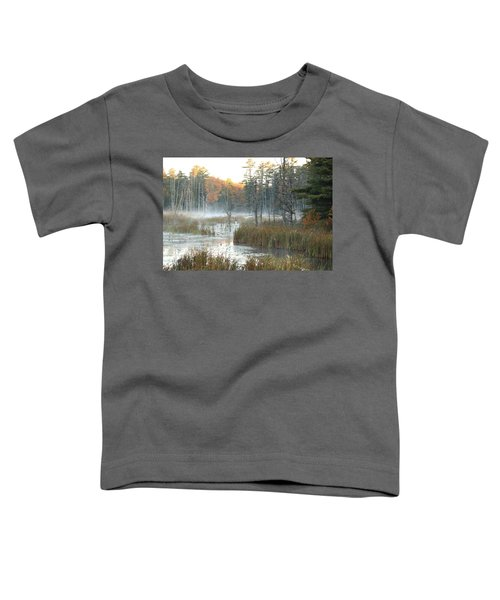 Bog Fog Toddler T-Shirt