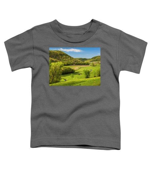 Bohemian Valley Toddler T-Shirt