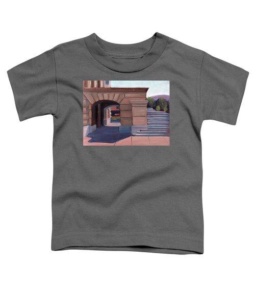 Boise Capitol Building 04 Toddler T-Shirt