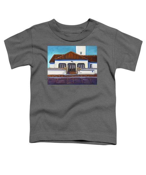 Boise Train Depot Toddler T-Shirt