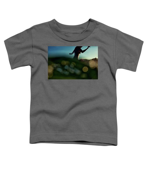 Bokeh Toddler T-Shirt