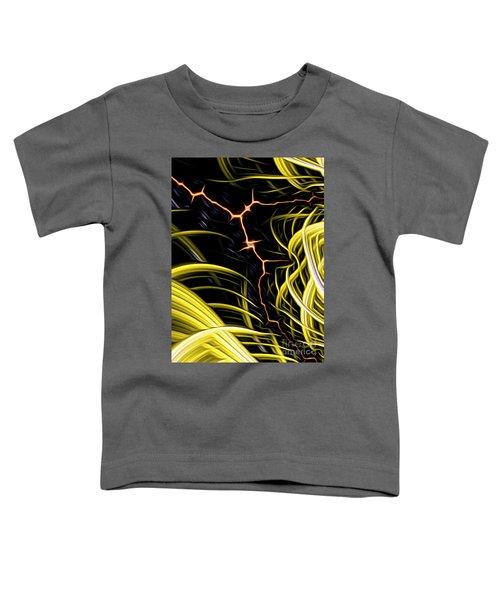 Bolt Through Toddler T-Shirt