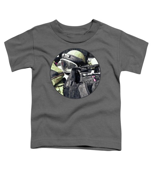 Bomb Squad Uniform Toddler T-Shirt