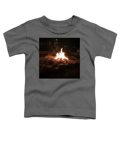 Bonfire Toddler T-Shirt