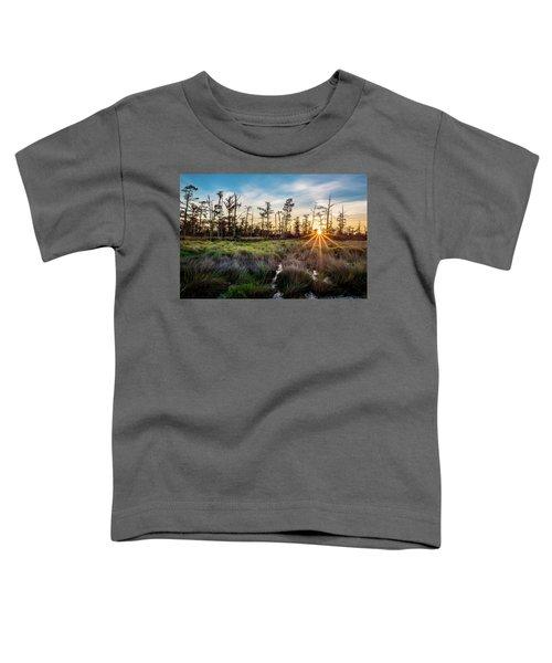 Bonnet Carre Sunset Toddler T-Shirt