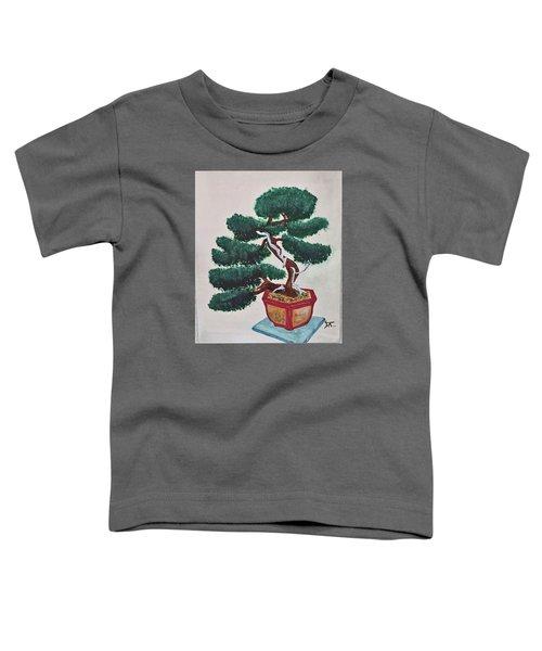 Bonsai #3 Toddler T-Shirt