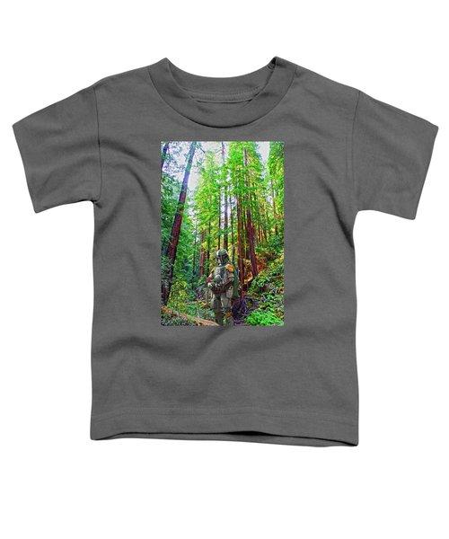 Boba Toddler T-Shirt