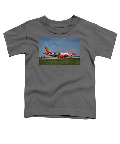 Boeing 737 Maryland Toddler T-Shirt