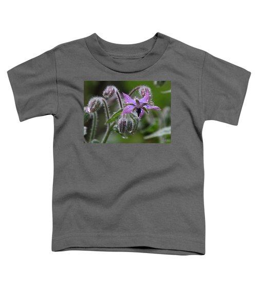 Borage Umbrella Toddler T-Shirt