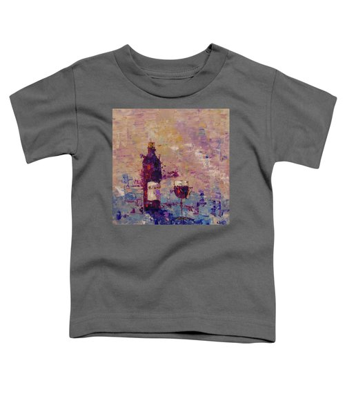 Bordeaux Toddler T-Shirt