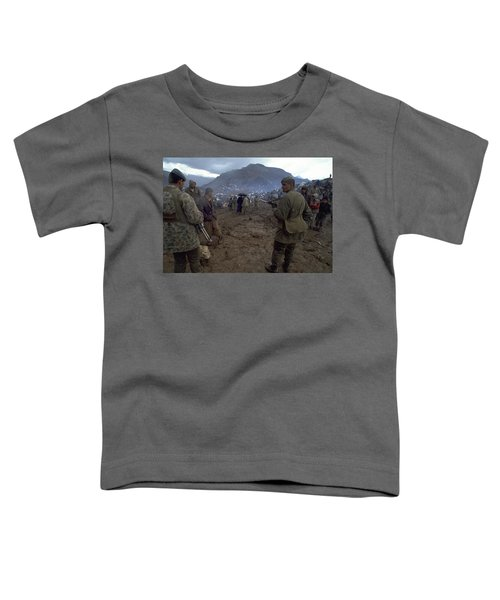 Border Control Toddler T-Shirt