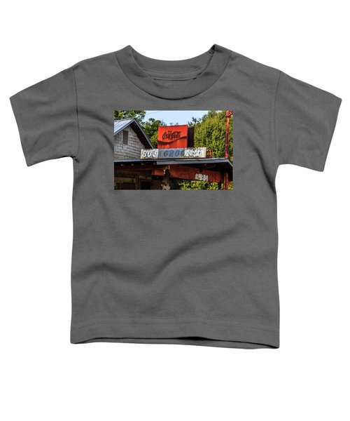 Bo's Grocery Toddler T-Shirt