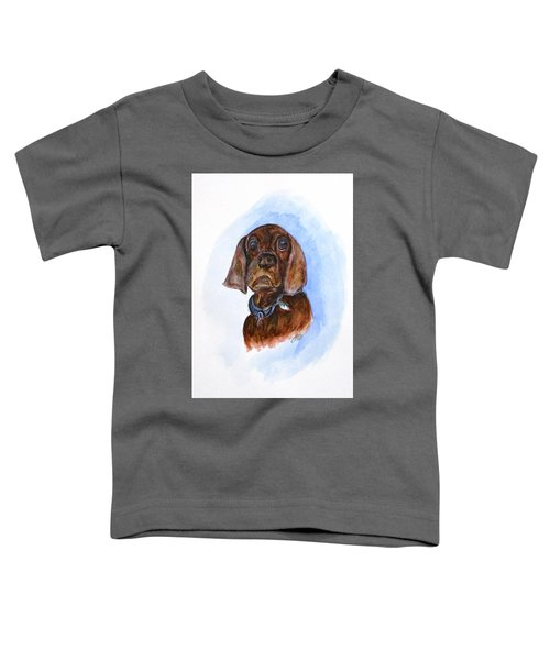 Bosely The Dog Toddler T-Shirt