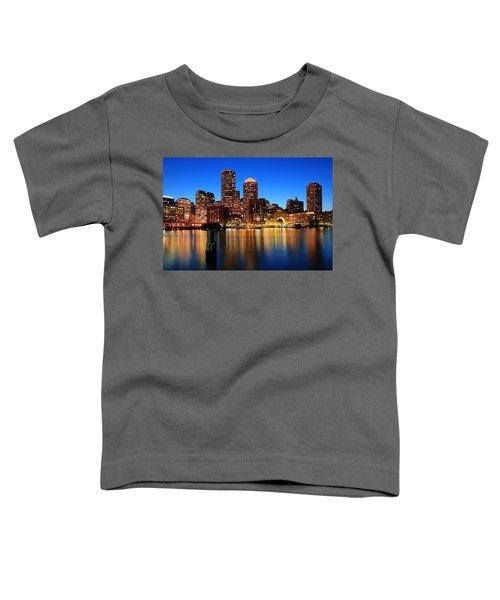 Boston Aglow Toddler T-Shirt