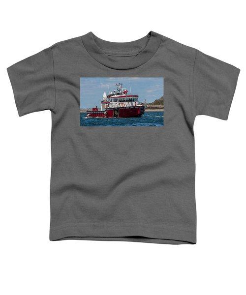 Boston Fire Rescue Toddler T-Shirt