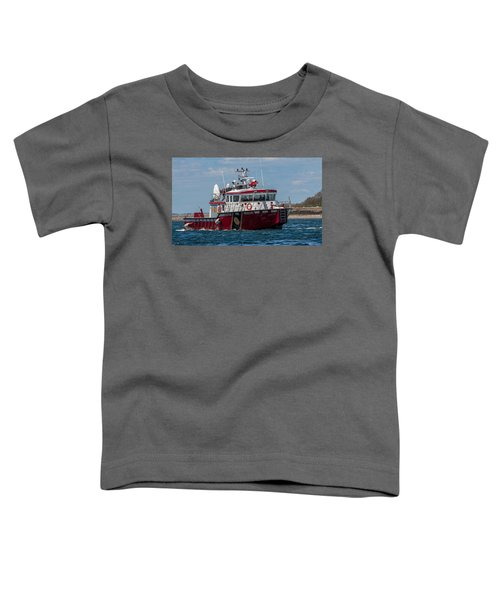 Boston Fire Rescue Toddler T-Shirt