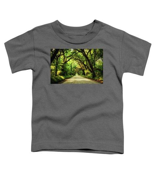 Botany Bay Road Toddler T-Shirt
