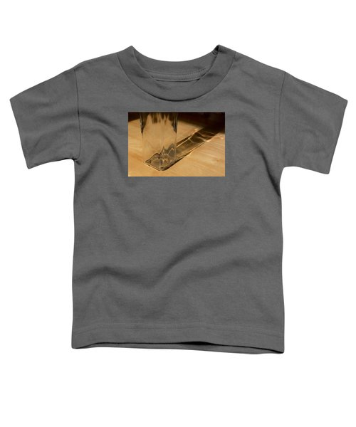 Bottle And Shadow 0925 Toddler T-Shirt