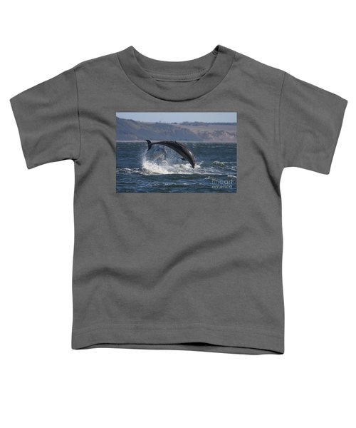 Bottlenose Dolphins - Scotland  #25 Toddler T-Shirt