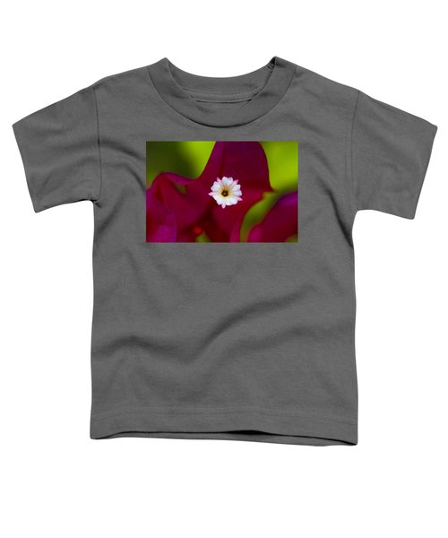 Bougainvillea Toddler T-Shirt