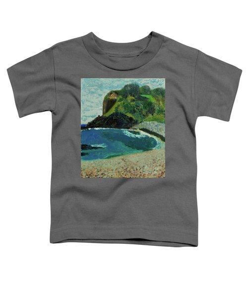 Boulder Beach Toddler T-Shirt