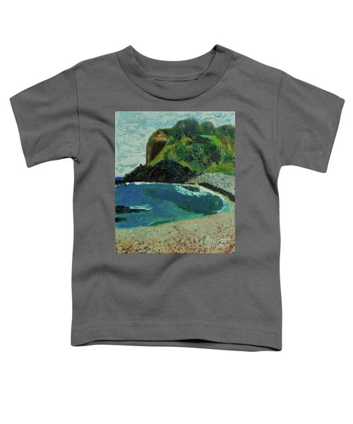 Boulder Beach Toddler T-Shirt