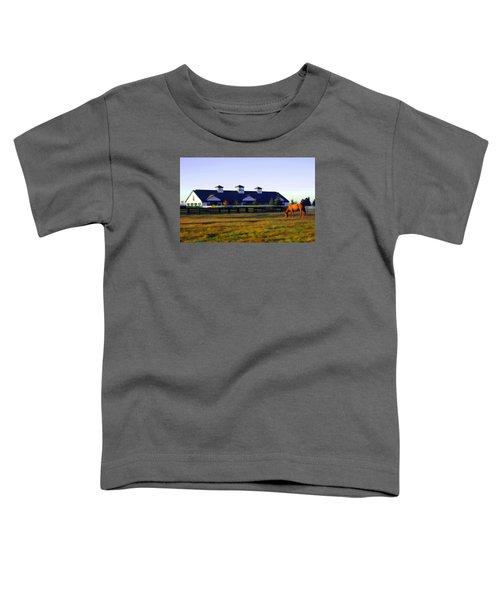 Boulevard Barn Toddler T-Shirt
