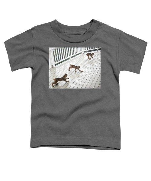 Bouncing Is Best Toddler T-Shirt