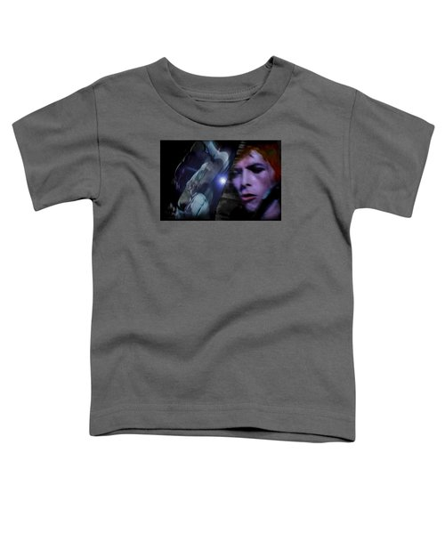Bowie   A Welcome Star Toddler T-Shirt