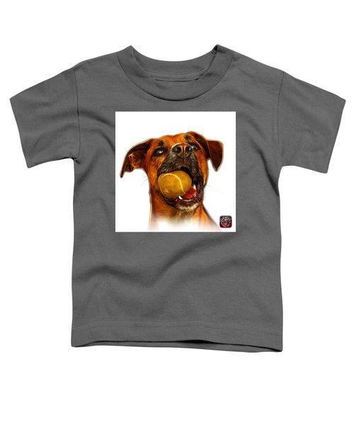 Boxer Mix Dog Art - 8173 - Wb Toddler T-Shirt