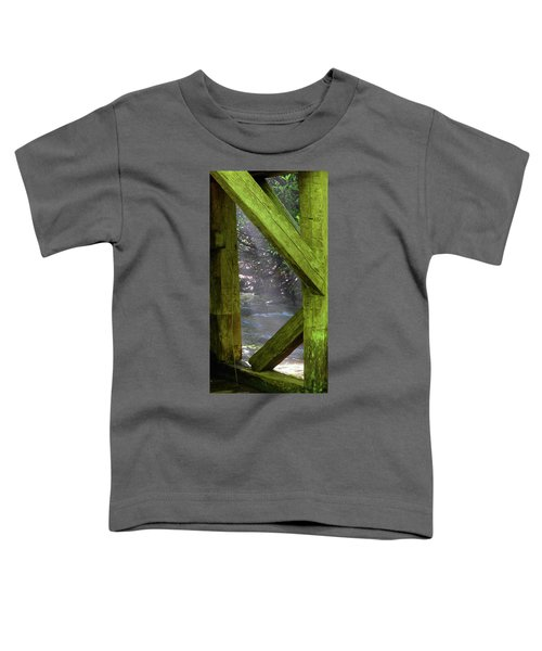 Braced With Moss Toddler T-Shirt