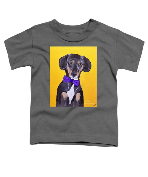 Brady Date With Paint Nov 20th Toddler T-Shirt
